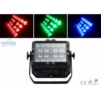 Buy LED 20pcs 4 in 1 Par Can / 5 in1 / 6 in1 optics / 7/10 CH / IP20 / LED display at wholesale prices