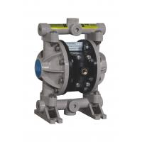 Buy cheap Stainless Steel Air Driven Double Diaphragm Pump Noise Level 85 Db from wholesalers