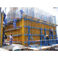 Quality Straight Concrete Wall H20 Timber Beam Wall Formwork System One 20ft container for sale