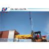 2*2*3m L68A1 Split Structure Mast Section for QTZ125 Tower Crane Assembly for sale