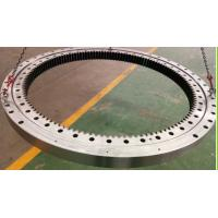 China Low noise crane slewing bearing with steel ring  Type 21/750.0 Slewing Bearing/Slewing Ring/Turntable Bearing on sale