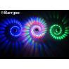 3W Colorful Aluminum Spiral Indoor LED Wall Lights For  KTV Karaoke Bar for sale