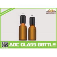 Quality Factory Sale Cosmetic 15ml 20ml Glass Bottle Amber for sale