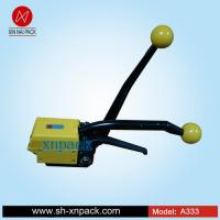 Quality A333 Manual buckle-free steel strapping tool for sale
