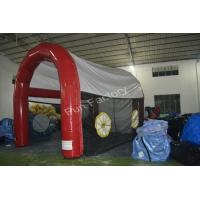 China Red Outdoor Party Inflatable Lawn Tent Air Spider Tent Inflatable for sale