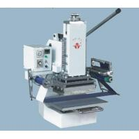 Quality Portable Hot Stamping Machine 210x150mm For Gold Or Silver Foil Stamping , Manual Or Peumatic Powered for sale