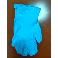 Quality Custom Made Length : 240mm Compound Nitrile Gloves / Thickness : Thin for sale