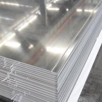 Buy cheap Thick 5083 H321 Aluminium Alloy Sheet / Plate DNV Marine Grade For Boat from wholesalers