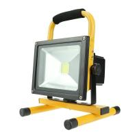 Rechargeable 10W LED flood light for sale