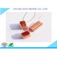 Quality Cuboid Air Core Inductance Coil With Diameter 0.2mm Super Thin Wire for sale