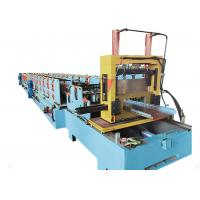 China 20m/min Cable Tray Roll Forming Machine , Cold Roll Forming Equipment on sale