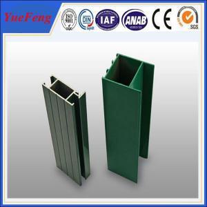 Quality Popular aluminium sliding window frame extrusion, aluminium sliding window accessories for sale