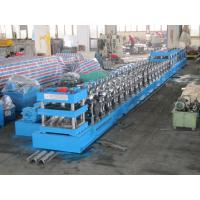 Quality Guardrail Board 13 Units Gear Reducer Roll Forming Equipment Use 45Kw Motor Bending Plate for sale