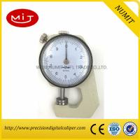 Quality Hand Held Dial Thickness Gauge meter 0-0.5inch,0-1inch,Thickness Table,Dial Test Indicator Accuracy for sale