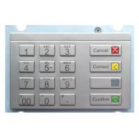 Buy Metal Security Encrypted Pin Pad SE8098C PCI 4.X EPP , Wincor EPP V6 , Wincor at wholesale prices