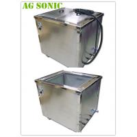 Quality 28 / 40khz Industrial Ultrasonic Cleaner For Gears Metal / Plastic Precision Bearings for sale