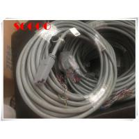 10 / 20m Telecom Cable Assemblies For Huawei Ma5100 Ma5103 Ma5600 Grey Color for sale