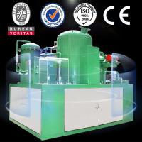 100 liters per hour Movable Vacuum Used Lube Oil Purifier Recycling Machine,Oil filtration machine for sale