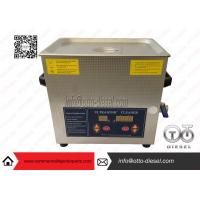 Buy cheap Digital Ultrasonic Cleaner with Display and Temperature Control TSX-240ST from wholesalers