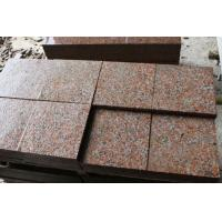 Chinese cheap G562 maple leaf tactile granite,maple red granite