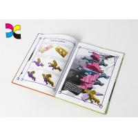 Quality Custom Hardcover Book Printing / Learning English Grammar Book CMYK Color for sale