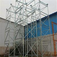 Quality Standard Construction Formwork Scaffolding Systems , Steel Ring Lock System Scaffolding for sale