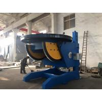 Quality Heavy Duty 2 Axies 30 Ton Height Adjust Pipe Welding Positioners Wireless Control for sale