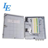 Quality 32 Ports Fibre Optic Cable Termination Boxes , Waterproof Distribution Box For FTTX for sale