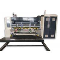 Quality Fully Automatic Corrugated Cardboard Production Line Printer Slotter Machine for sale