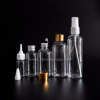 Quality worldwide popular PET plastic bottle for e-liquid with different volume and colors for sale