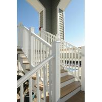 Quality WPC Railing /Composite Railling/2015 best sell WPC Railing/White Railing (RMD-F04) for sale
