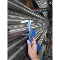 Buy cheap Incoloy Alloy 825 seamless pipe , Nickel Alloy Pipe ASTM B 163 / ASTM B 704, ET, HT from wholesalers