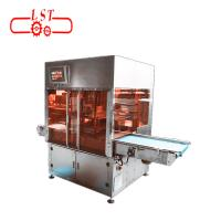 Quality 380/415V Chocolate Injection Machine With Specially Treated Press Head for sale