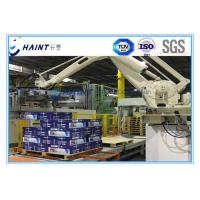 Quality Chaint Automatic Palletizing System Brand High Effeciency 20 - 50kg / Pc Load for sale