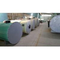 Quality Horizontal Oil/Gas Fired Steam Boilers for sale