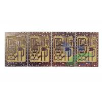 Quality ER 3.5 Taconic PCB Multilayer TRF - 45 RF Laminate For Driverless System for sale
