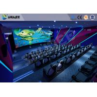 Quality Innervation 5d Movice Theater Equipment: Motion Chair , Screen , Projector for sale