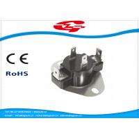 Quality Thermal Switch Snap Disc Thermostat , Big Current Bi Metal Thermostat High Duty for sale