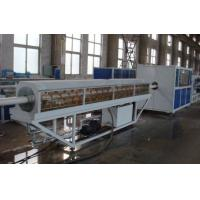 Quality Hdpe Plastic Pipe Manufacturing Machine Capacity 300kg / H For Pvc Pipe for sale