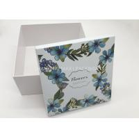 Quality Promotional Embossed Branded Gift Boxes Jewellery Cosmetic Package UV Printing Unusual for sale