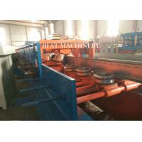 T Profile Purlin Channel Hydraulic Roll Forming Machine 8700*1550*1910mm