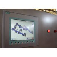 Quality Siemens Controlled Croissant Production Line with High Accuracy Rotating System for sale