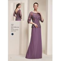 Quality Lace sleeves Mother of the bride dress evening dress #9790 for sale