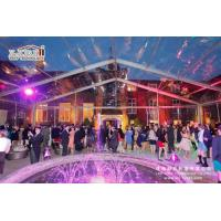 500 People Transparent Wedding Marquee For Sale In Africa for sale