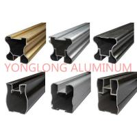 Quality 6063 Aluminium Kitchen Profile For Door & Window Corrosion Resistance for sale