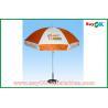Buy cheap Advertising Polyester Sunshade Umbrella Summer Round Sun Garden Parasol from wholesalers