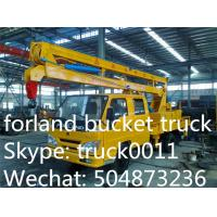 Buy Foton Aumark 14m aerial platform truck, hot sale overhead working truck, at wholesale prices