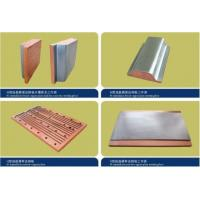 Quality Specialized Solid Textured Copper Sheet / Distressed Perforated Copper Sheets Use In CCM for sale