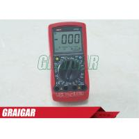 Quality Handheld Electrical Instruments Ut106 Ac / Dc Voltage Current Tester for sale