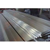 Quality ASTM A276 316 416 Stainless Steel Flat Bar Slitted Rolled Edge for Ship / Building for sale